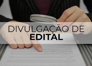 EDITAL DE CONCURSO PUBLICO - Brigadistas e Chefes de Esquadrão