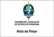 Nota de Pesar - Ana Gilda dos Santos Oliveira