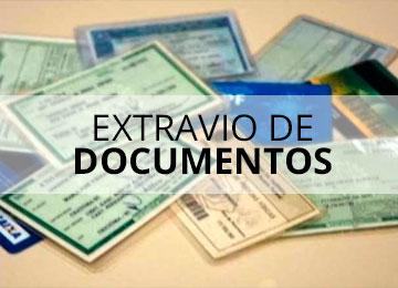 Comunicado  Extravio de Documentos - Vanderley Bessa da Silva