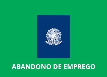 Aviso de Abandono de Emprego Pedro Alandio De  Oliveira Pereira