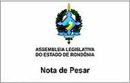 Nota de Pesar - Falecimento de Ruberval Gomes da Silva