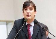 Deputado Cleiton Roque - Nota de pesar pelo falecimento de Adilson da Silva