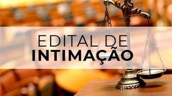 EDITAL DE INTIMAÇÃO: Mario Sérgio Muniz dos Santos