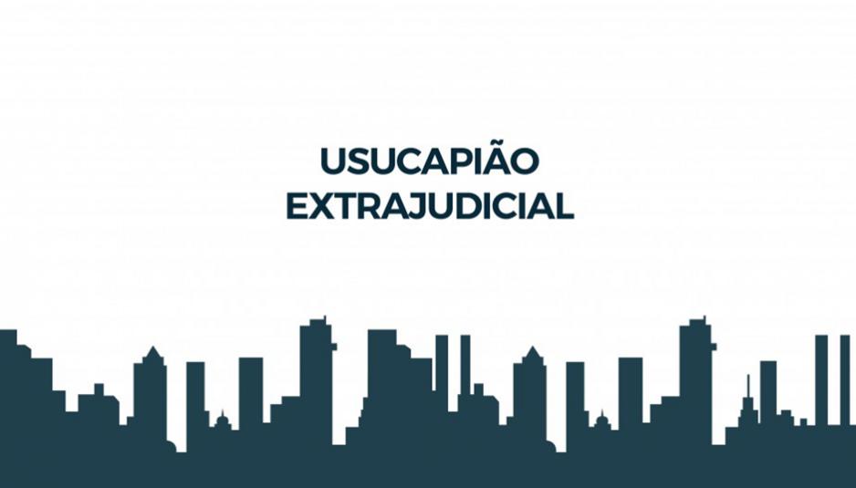 Edital de Usucapião Extrajudicial